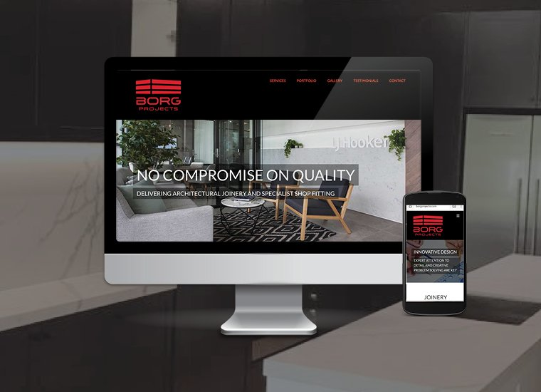 Commercial Joinery Web Design Kellyville | Borg Projects |Hills District Sydney