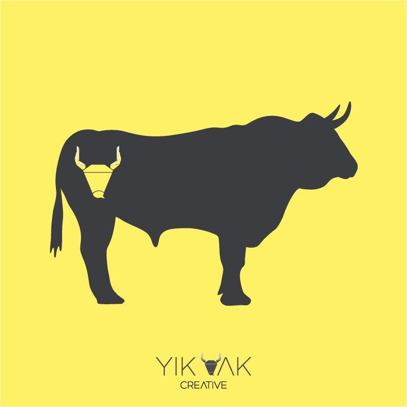 Yik Yak Creative | Branding History | Creative Branding | Branded Cow | Logo | Graphic Designer | Hills District