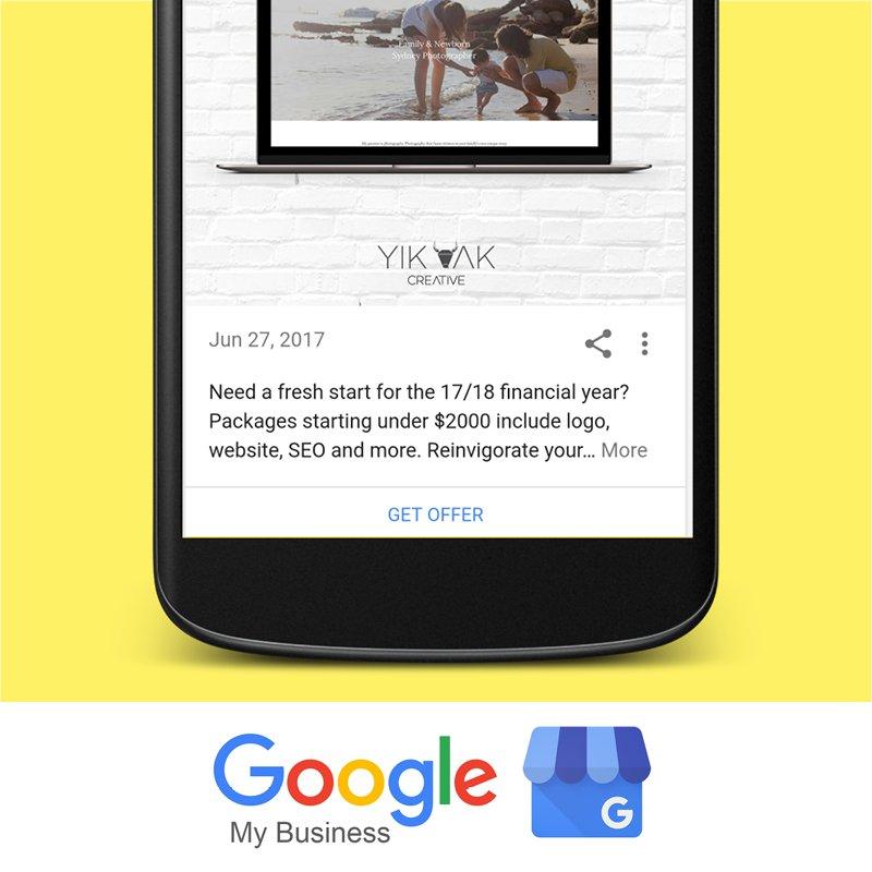Google Posts | Google Offers | Google My Business | Google Advertising | Google For Business | Web Designer | Graphic Designer | Logo Designer